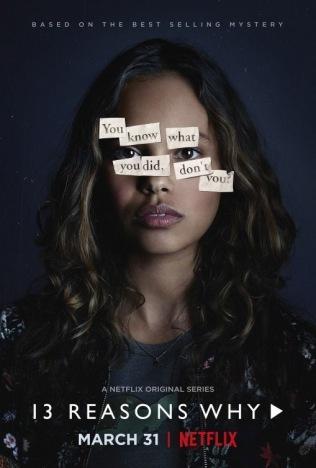 Thirteen Reason Why serie TV prodotta da Selena Gomez