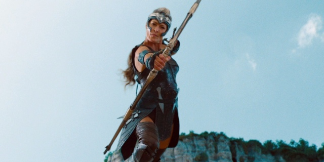 Wonder Woman Robin Wright Antiope